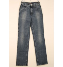 Jeans cinque tasche swarovscki