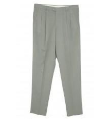 Pantaloni grigio con pinces primavera estate