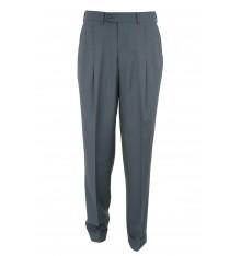 Pantaloni con pinces e risvolto primavera estate