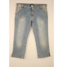 Jeans chiaro quattro tasche modello capri