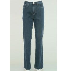 Jeans cinque tasche ricamo swarovscki