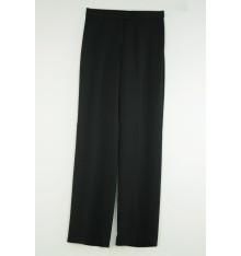 Pantaloni tinta unita classici senza tasche