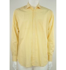 Camicia modello basico giallo