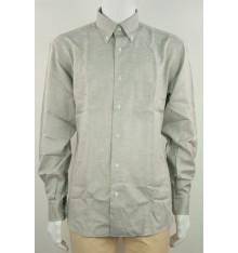 Camicia invernale  basico  button down tinta unita