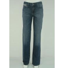 Jeans cinque tasche inserto tessuto taschino avanti