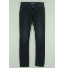 Jeans scuro cinque tasche