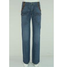 Jeans sei tasche
