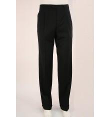 Pantaloni con risvolto due pinces quattro tasche