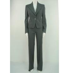 Completo grigio chiaro con pantaloni